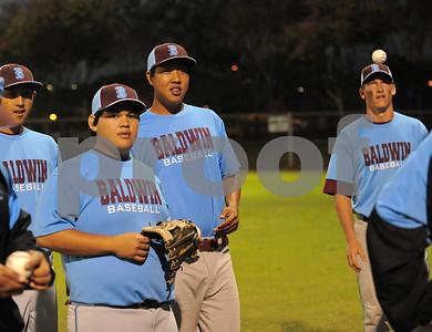 "02-11-10 Maui Bears ""vs"" Pearl City Chargers Baseball Team"