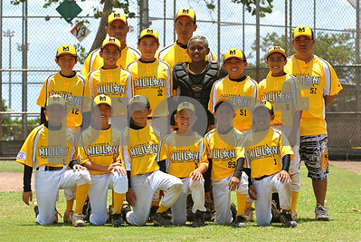 07-27 to 08-01-09 Hawaii Baseball World Series - Team Photos - Photos by Alan Kang