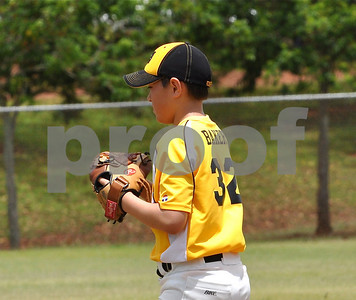 "08-01-09 Windward Giants (11) ""vs"" Mililani Gold (9) 10U - Photos by Alan Kang"