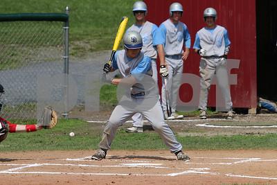 South Burlington at CVU D1 semifinals 6/9/15
