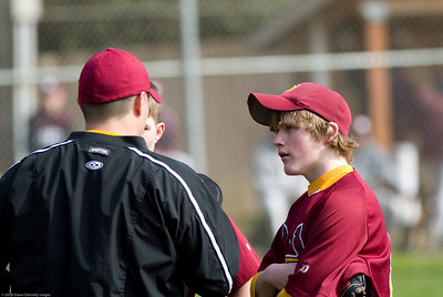 Montesano vs. Winlock, varsity, double header
