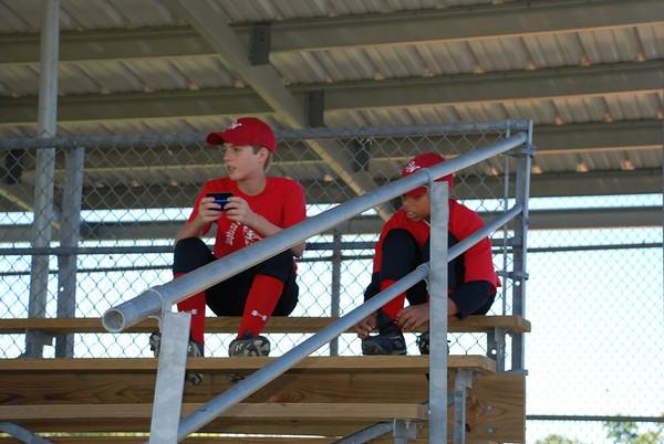 2009 Fall Ball Team