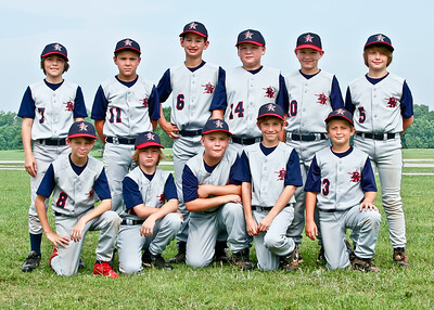 2010 Bradley North 10 Year Old All Stars