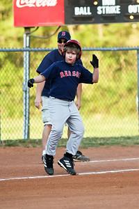 Apr 15 - 9/10 Red Sox vs. Blue Springs White Sox