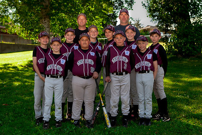 2010 Montesano LL 10 yr old all stars, June 29, 2010