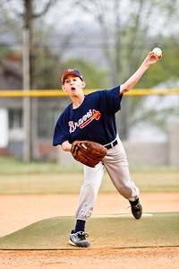 Apr 7 - 11/12 Braves vs. Diamondbacks