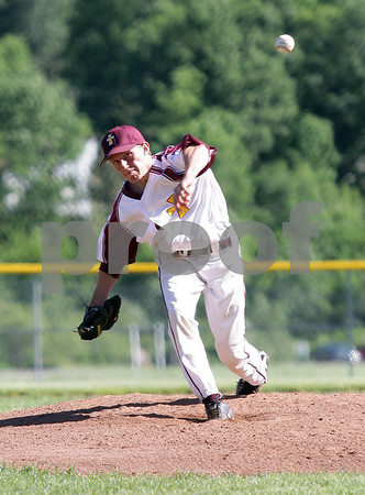 2011 District IX Baseball Championship Elk County Catholic vs. Coudersport