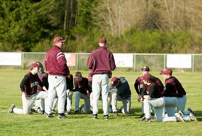 Elma HS vs. Montesano HS, varsity, April 19, 2011