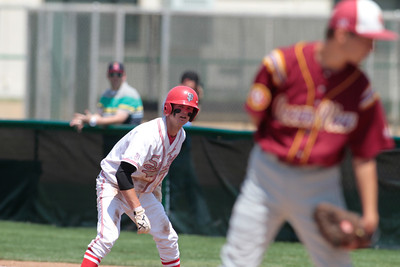 Hard 9 Baseball Tournament Game 1 April 9th 2012
