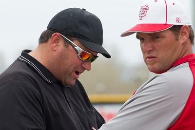 SF vs Bingham March 29th 2012