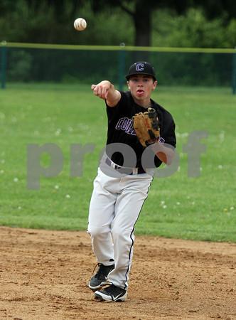 2012 Port Allegany Baseball @ Coudersport