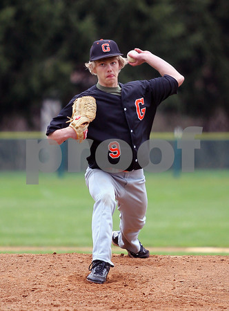 2013 Galeton Baseball @ Coudersport