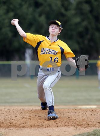 2013 Northern Potter baseball @ Coudersport