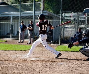 Montesano HS vs. Forks HS, varsity, April 23, 2013