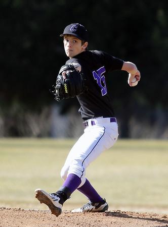 2014 Galeton Baseball @ Coudersport