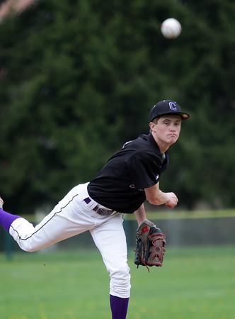 2014 Northern Potter Baseball @ Coudersport