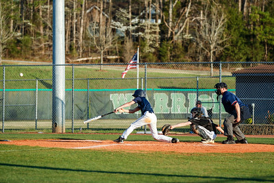 Apr 9 vs Porter Ridge