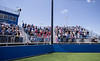 Hanna Stadium rededication ceremony