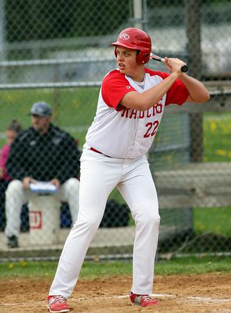 2015 Cameron County Baseball @ Coudersport