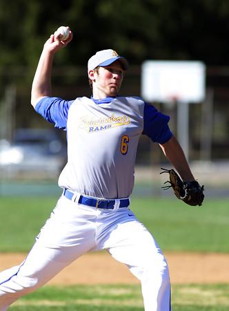 2015 Johnsonburg Baseball @ Coudersport