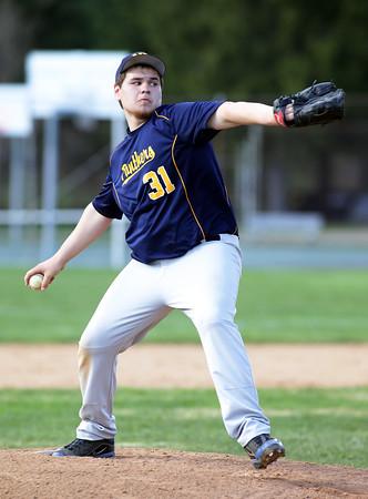 2015 Northern Potter Baseball @ Coudersport