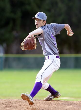 2015 Smethport Baseball @ Coudersport