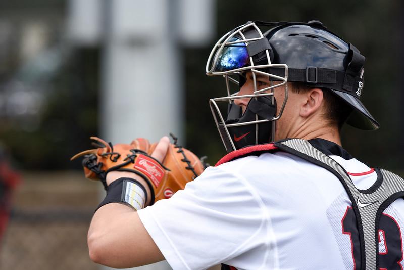 UGA baseball – Michael Curry
