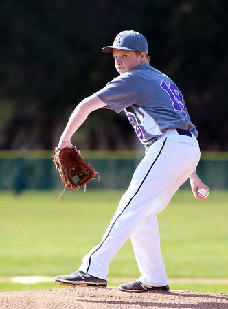 2016 Galeton Baseball @ Coudersport