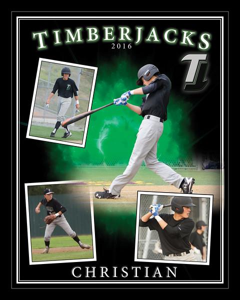 TimberJacks Posters