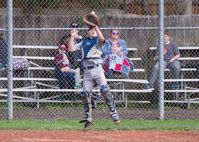 Montesano HS vs. Fork HS, varsity, March 25, 2016