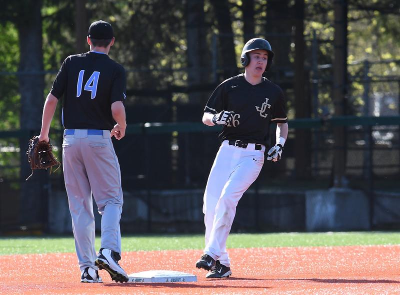 Varsity Baseball- Jesuit vs Liberty