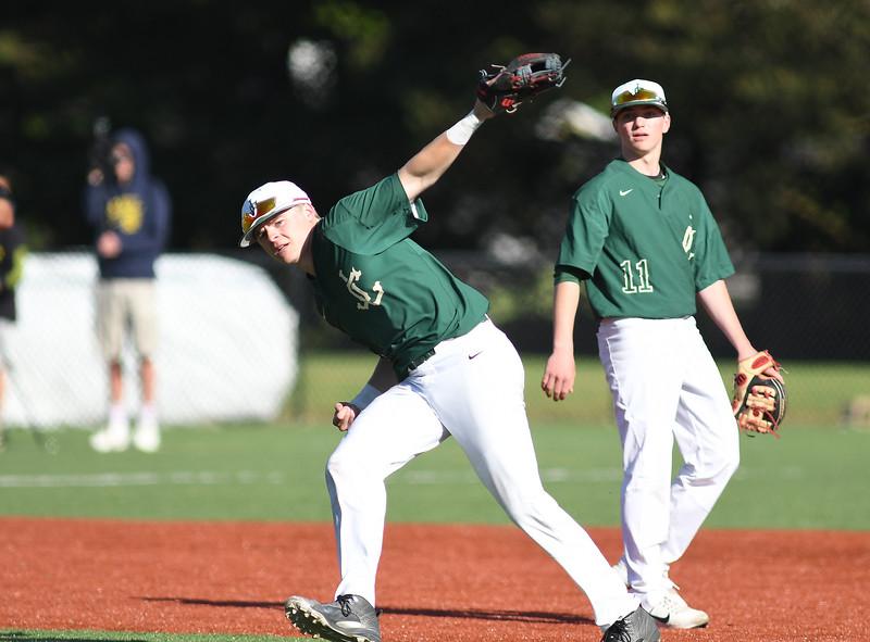 Varsity Baseball - Jesuit Crusaders vs. Sheldon Irish
