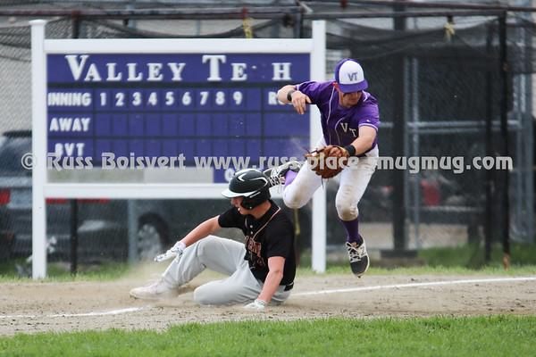 BVT Varsity Baseball vs Bay Path