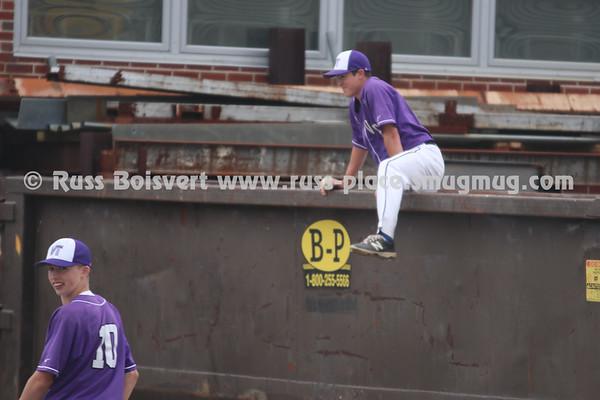 BVT Varsity Baseball vs Nashoba Tech