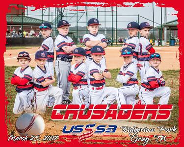Crusaders 8U B