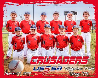 Crusaders 9U B