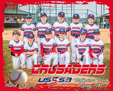 Crusaders 8U A