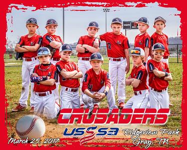 Crusaders 9U A