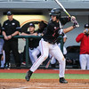 Georgia infielder LJ Talley (2) during the Bulldogs' game against Charleston at Foley Field in Athens, Ga., on Friday, February 17, 2017. (Photo by Cory A. Cole)