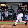 Georgia outfielder Will Campbell (20) during the Bulldogs' game against Charleston at Foley Field in Athens, Ga., on Friday, February 17, 2017. (Photo by Cory A. Cole)