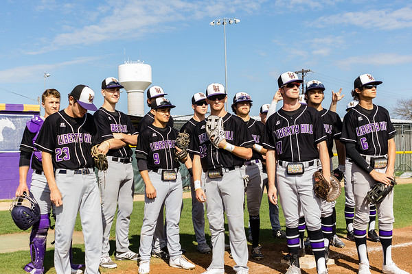 2017-02-25 - LH Baseball vs Akins - Marblefalls Tournament