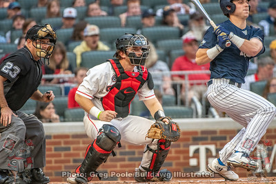 Georgia vs. Georgia Tech-May 09, 2018