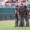 Umpires  - Georgia vs. Georgia Tech - April 3, 2018