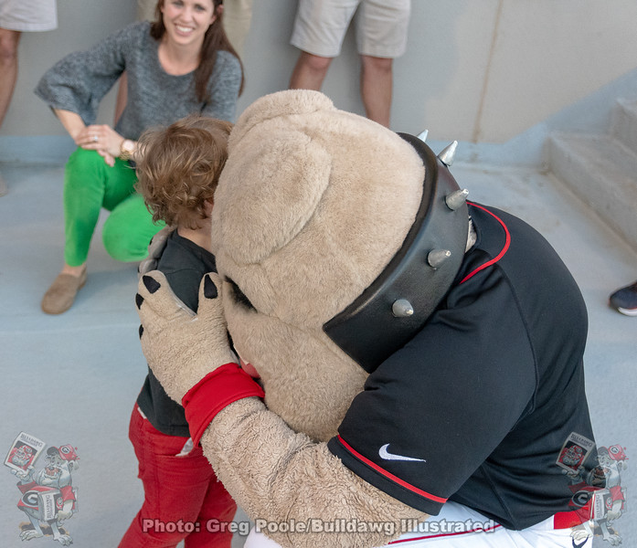 Hayward Guest and Hairy Dawg