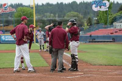 Willamette Bearcats vs Concordia Tornados