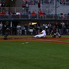 Georgia outfielder Keegan McGovern (32) during the Bulldogs' game against South Carolina at Foley Field in Athens, Ga. on Friday, March 23, 2018. (Photo by Steffenie Burns)