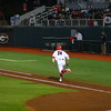 Georgia outfielder Tucker Bradley (28) during the Bulldogs' game against Toledo at Foley Field in Athens, Ga. on Friday, Mar. 9, 2018. (Photo by Steffenie Burns)
