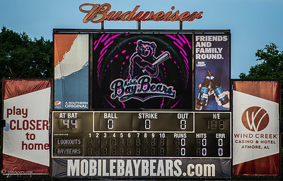 Mobile Bay Bears Team Photos - 2018