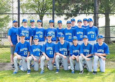 2019 BHS Freshman Team Photo