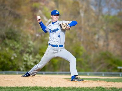 5/9/19 Braintree Varsity Baseball vs Canton